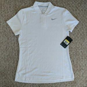 Nike Women's White Golf shirt